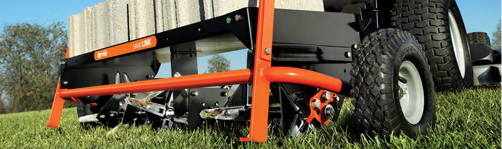 Agri-Fab SmartLINK Lawn Care System