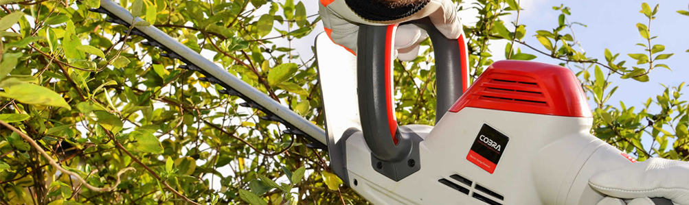Cobra Hedge Trimmers
