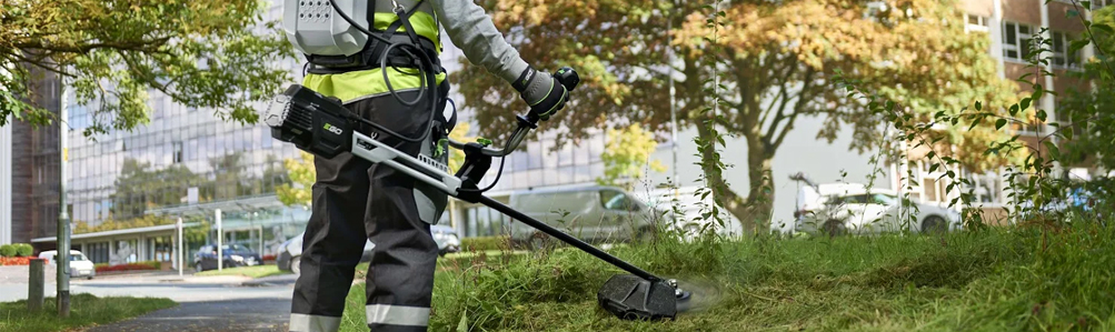 Cordless / Battery-Powered Brush Cutters