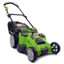 Cordless / Battery-Powered Lawn Mowers