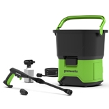 Cordless Cleaners: Pressure Washers & Vacuums