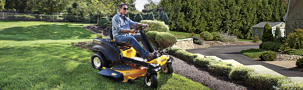 Cub Cadet Zero-Turn Rider Mowers