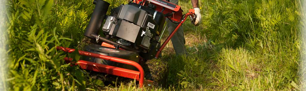 All Terrain Field & Brush Mowers