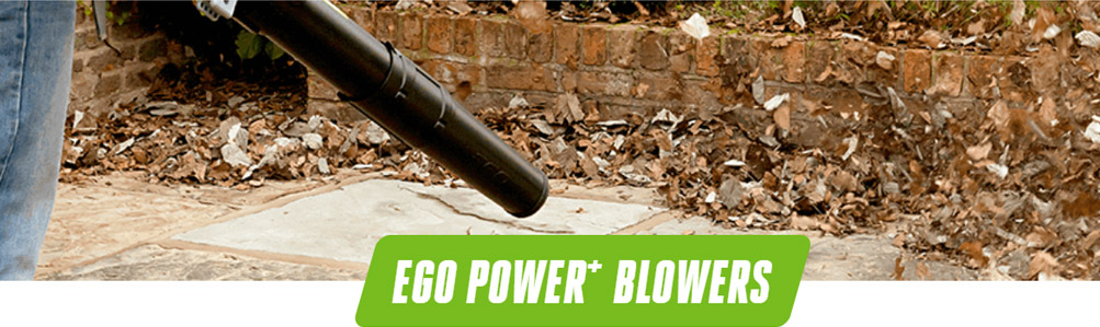 EGO Power+ Blowers