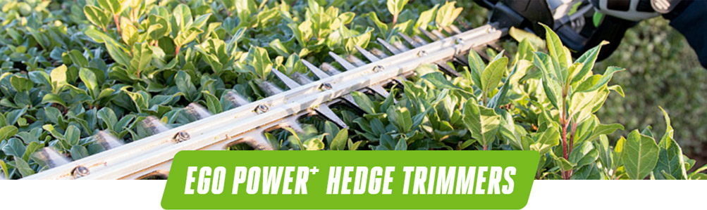 EGO Power+ Hedge Trimmers