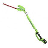 Cordless Long Reach Hedge Trimmers