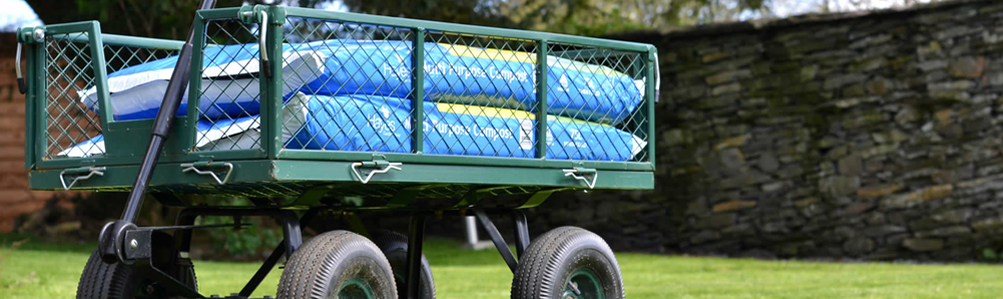 Cobra Trailers, Carts and Sack Trolleys