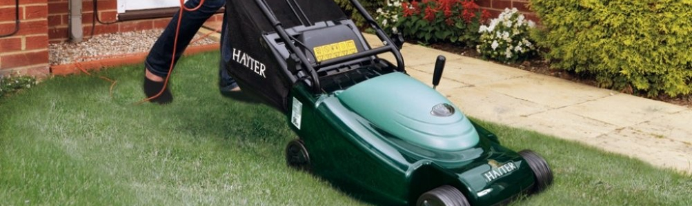 Hayter Rear Roller Electric Lawn Mowers