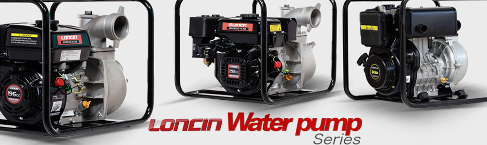 Loncin Water Pumps