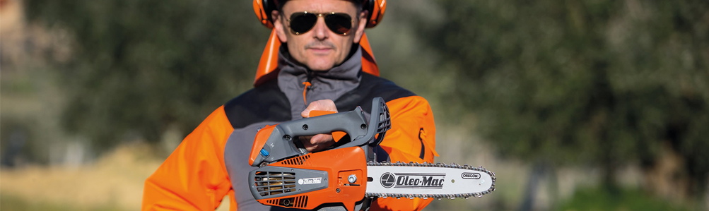 Oleo-Mac Chainsaws