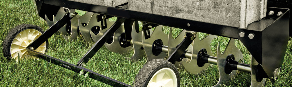 Towed Lawn Aerators