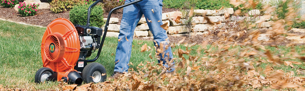 Commercial Wheeled Leaf Blowers