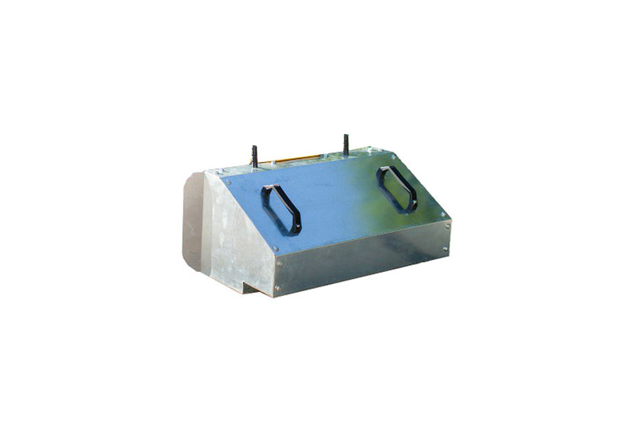 SCH Solid Bottom Collection Box for ASPB Power Brush **SPECIAL ORDER**