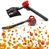 Shop leaf blowers and vacuums