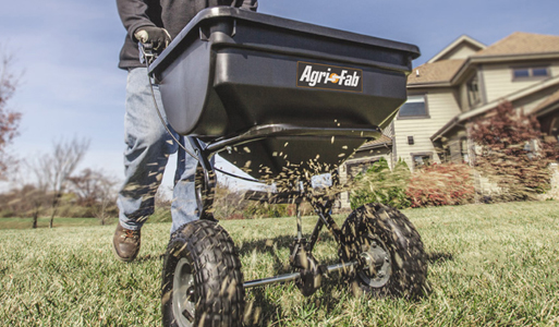 Agri-Fab Push Spreaders
