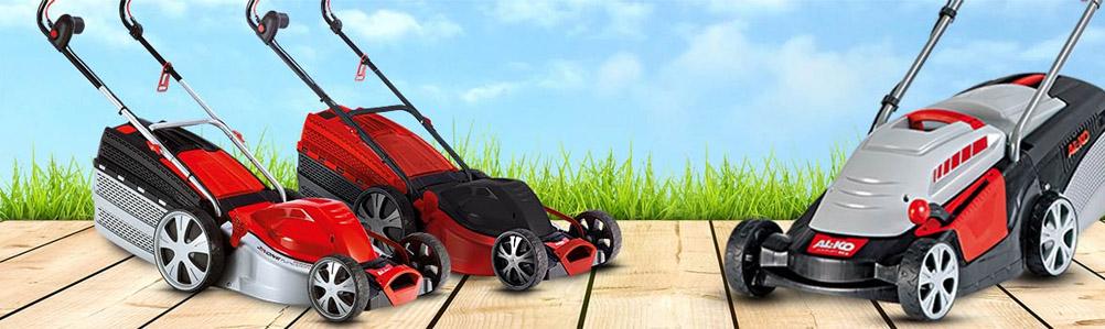 AL-KO Electric Lawn Mowers