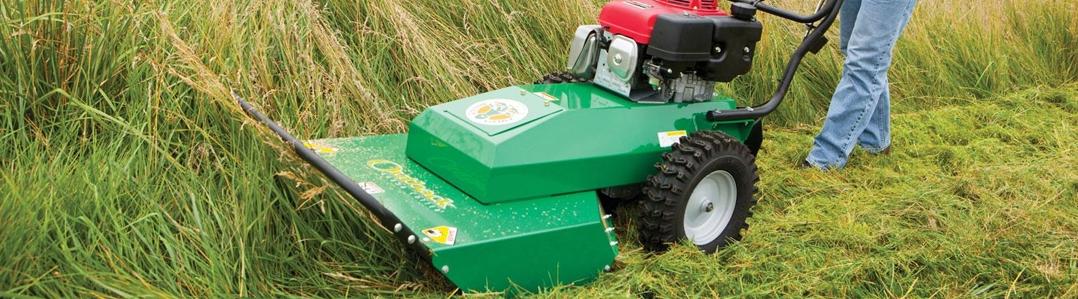 All Terrain Field & Brush Mowers