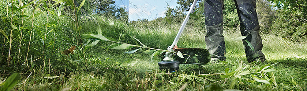 Brush Cutters & Grass Strimmers