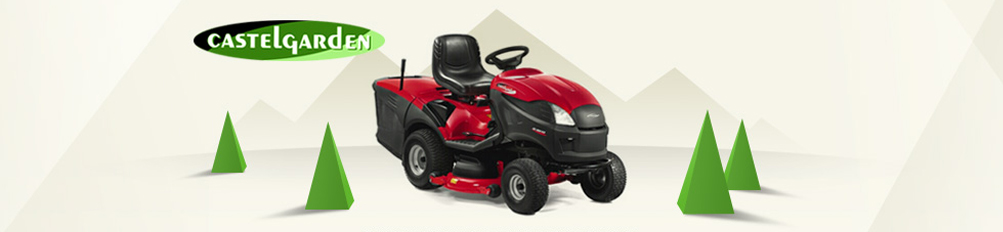 Lawn Tractors & Ride-On Mowers