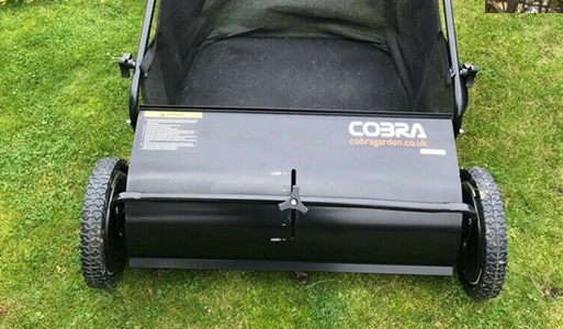 Cobra Lawn Sweepers