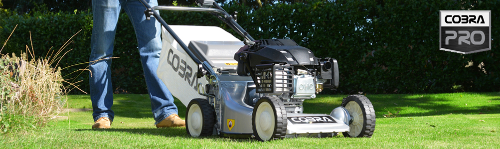 Cobra Professional Lawn Mowers