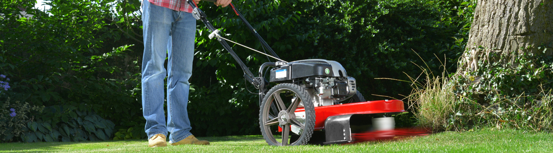 Cobra Wheeled Trimmer Mowers