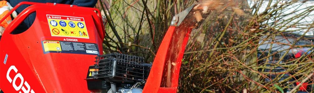 Cobra Garden Shredders & Wood Chippers