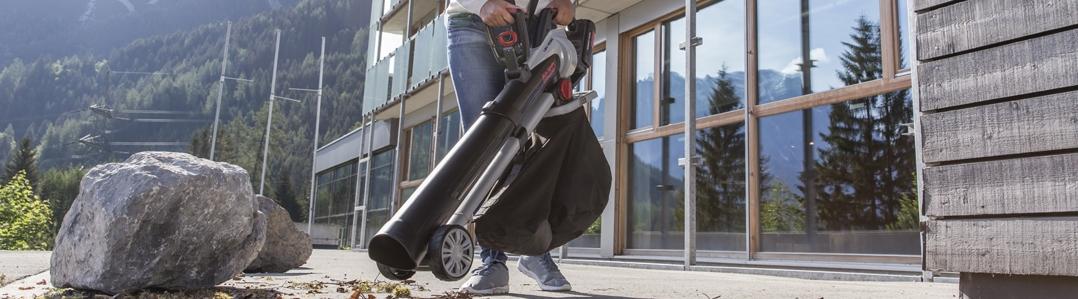 Cordless Blower Vacuums