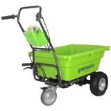 Cordless Garden Carts