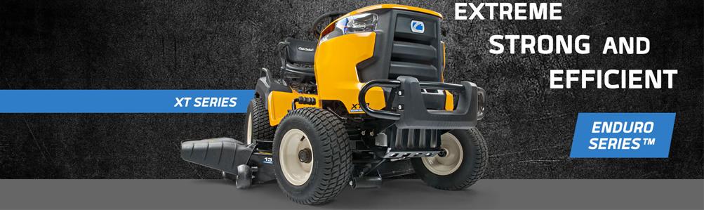 Cub Cadet XT Enduro Series Lawn Tractors