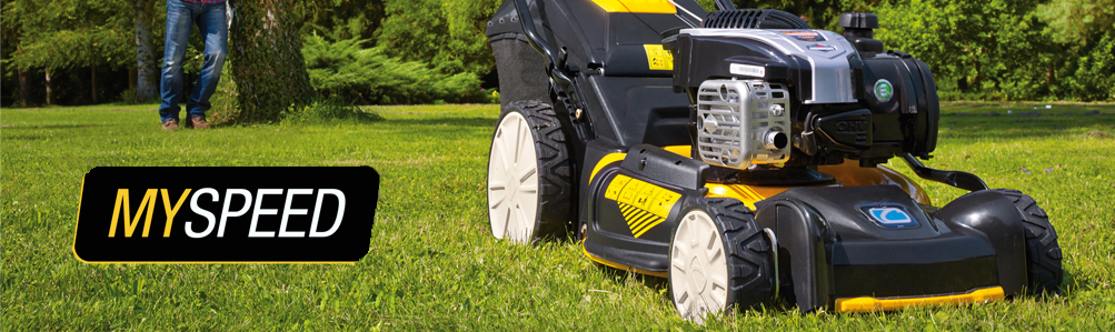 Cub Cadet 'MySPEED' Series Lawn Mowers