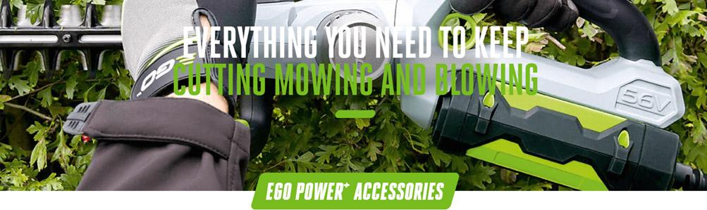 EGO Power+ Accessories