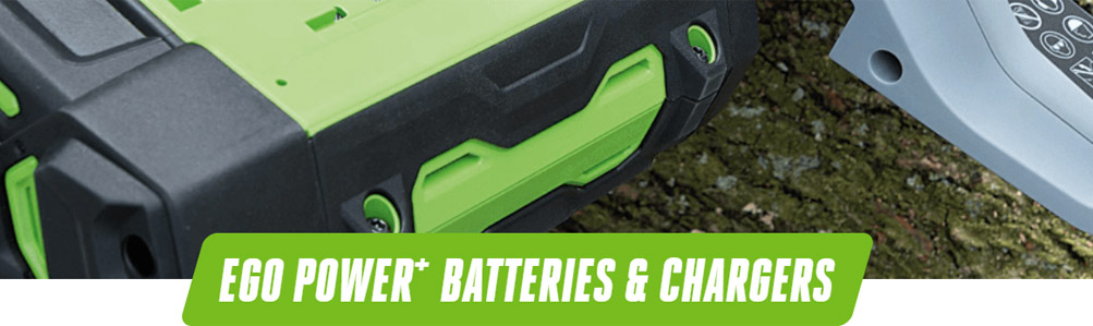 EGO Power+ Batteries & Chargers