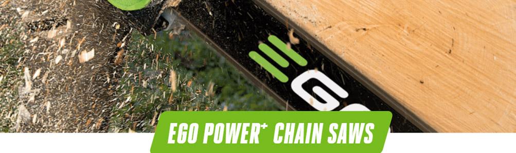 EGO Power+ Chainsaws