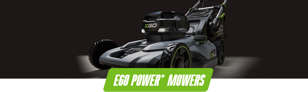 EGO Power+ Lawn Mowers