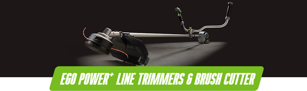 EGO Power+ Line Trimmers & Brush Cutters