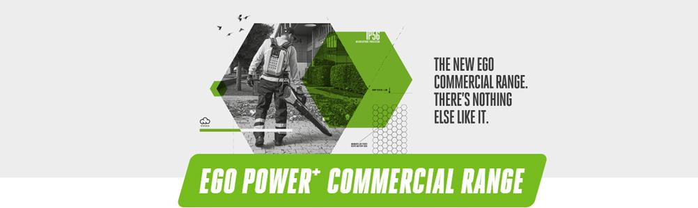 EGO Power+ Commercial Range