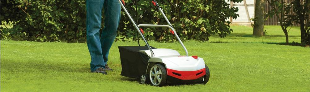 Electric Lawn Scarifiers & Aerators