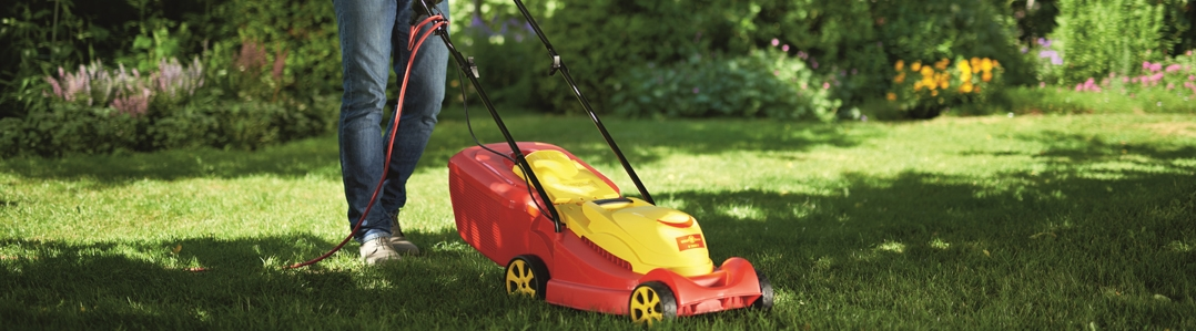 Electric Rotary Lawn Mowers
