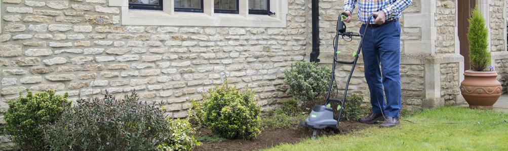 The Handy Garden Tillers & Cultivators