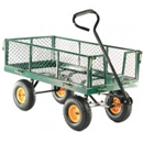 Garden Hand Carts, Wheel Barrows & Powerwagons