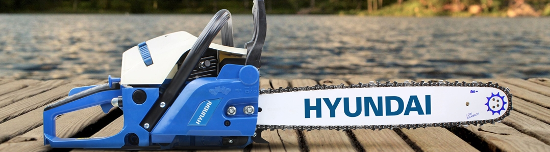 Hyundai Chainsaws & Pole Pruners