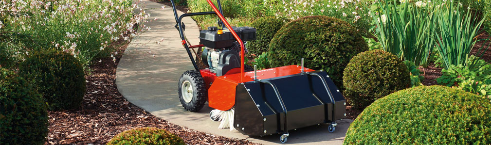 MTD Lawnflite Power Sweepers / Brushes