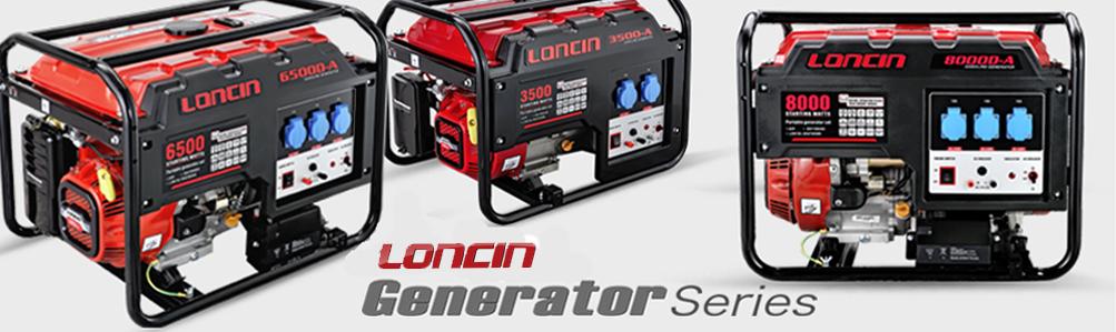 Loncin Generators