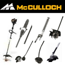 McCulloch Petrol Multi Tools