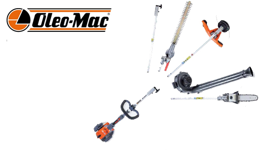 Oleo-Mac Petrol Multi Tools