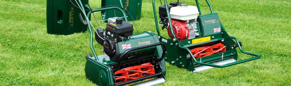 Petrol Cylinder Lawn Mowers