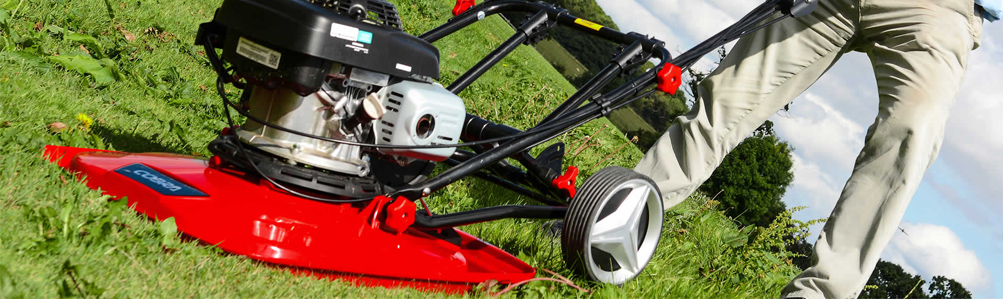 Petrol Hover Mowers