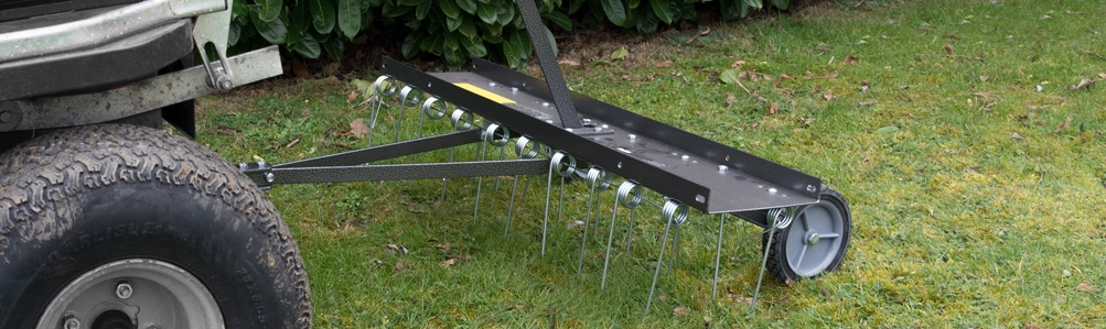 Handy Aerators, Dethatchers and Scarifiers