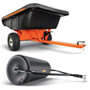 Tow-Behind Lawn Tractor Attachments